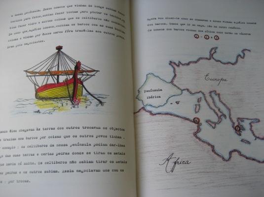desenhos feitos pelo autor
