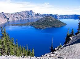 lake crater