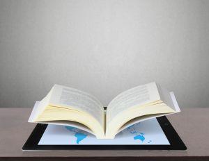 lendo e-reader 3
