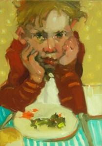Pintura a óleo - Kim Roberti