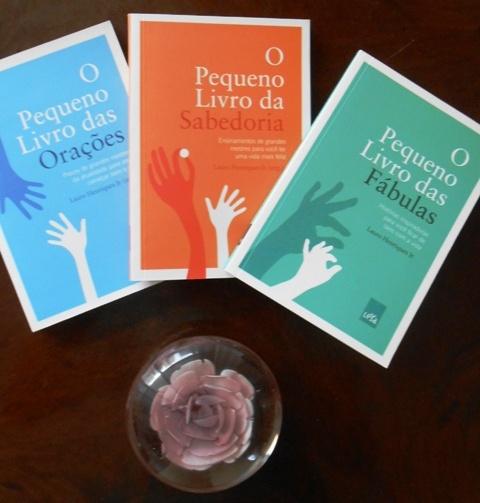 Três pequenos livros